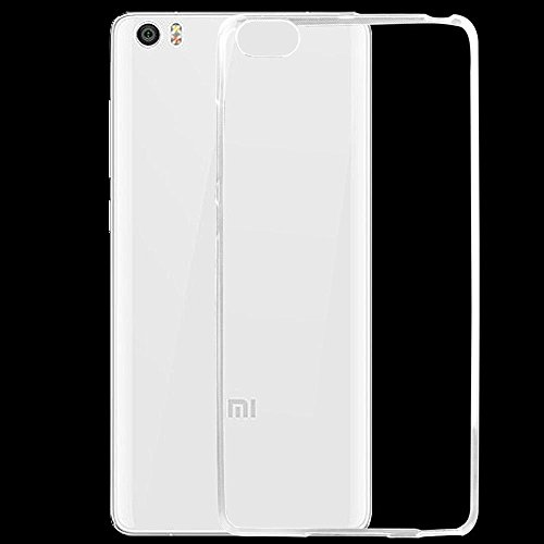 Redmi Xiomi Mi5 Transparent Back Cover by YORA  available at amazon for Rs.99