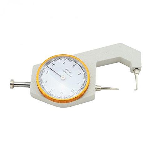 denshine Dental Chirurgischer Metall Gauge Messung und Bremssattel Werkzeug 0–10mm