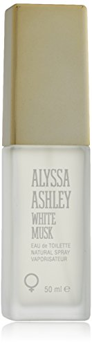 Alyssa Ashley White Musk femme / woman, Eau de Toilette, Vaporisateur / Spray, 50 ml