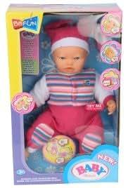 "Belinda Baby Doll 18"" - 68017"