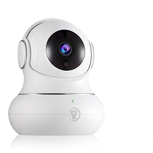 Littleif IndoorWiFi Sicherheitskamera 720p mit 3D-Navigation, Bewegungserkennung, 2-Wege Audio&Nacht Version für Haustiere/Nanny/Baby Monitor-Cloud-Dienst verfügbar