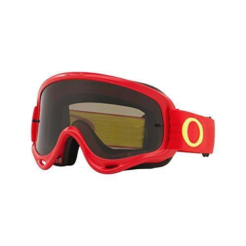 66b89e64112 Oakley Gafas Mx Frame Rojo-Amarillo-Dark Gris (Default