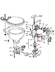 RM69 Clapet bec de canard pour WC