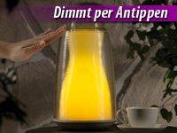 """Lunartec Portable LED-Garten- & Tischlampe """"Livinglight II"""" gelb von Lunartec bei Lampenhans.de"""