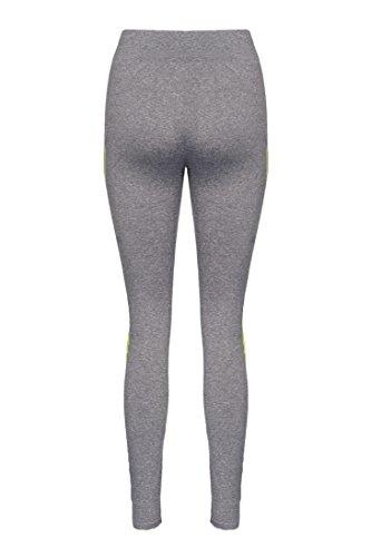 Dress Sheek Damen Sport Leggings Pink Muster-4