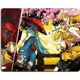vocaloid-hatsune-miku-kagamine-rin-len-samurai-anime-gaming-tapis-de-souris
