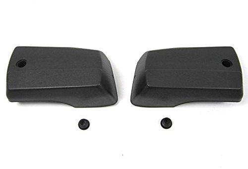 Preisvergleich Produktbild Stoßstangenecken Ecken Kunststoff Stoßstange vorne hinten Abdeckung 955791