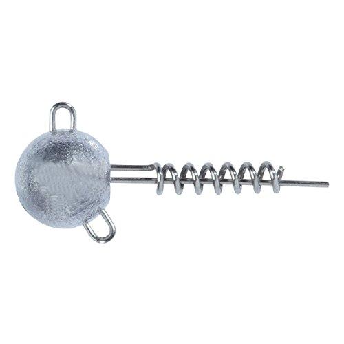 Balzer Shirasu Screw Jig Set - Schraubköpfe für Gummifische, Spiralköpfe für Gummiköder, Jigköpfe für Softbaits, Bleiköpfe, Ausführung:10g/15g/20g/25g/30g