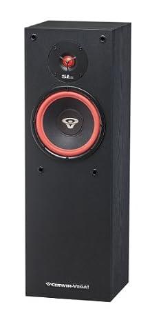Cerwin Vega Home SL 8Lautsprecher 150W schwarz (150w Lautsprecher-auswahl)