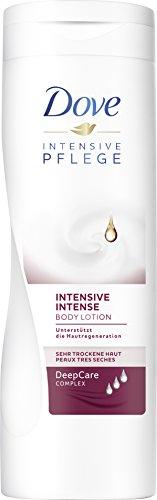 Dove Body Lotion Intensiv, 6er Pack (6 x 400 ml) (Derma Lotion Body)