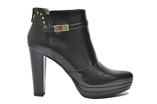 Nero Giardini Polachhini scarpe donna nero 6332 elegante A616332DE 37