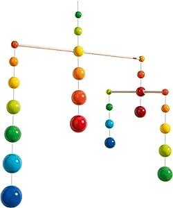 HABA 300331 Juguete Colgantes para bebé Multicolor - Juguetes Colgantes para bebé (Multicolor, Haya, Cuna de bebé, Niño/niña, 35 cm)