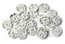 40 x Reer Steckdosenschutz Steckdosensicherung schraubbar weiß