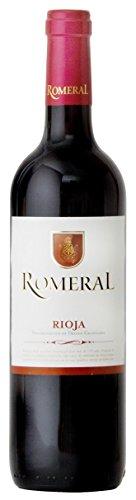 Romeral Rioja - Vino Tinto - 0,75 L