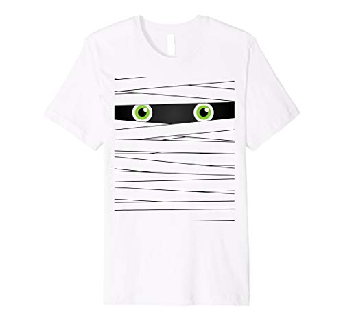 Halloween T-Shirt - Mumie, Mummy - Mumie Kostüm Frauen