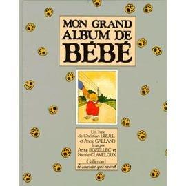 MON GRAND ALBUM DE BEBE
