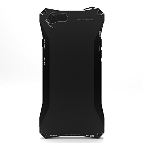 Case Ultra Thin Slim Gaoda Trois Anti-Metal Cover Pour iPhone 6 argent