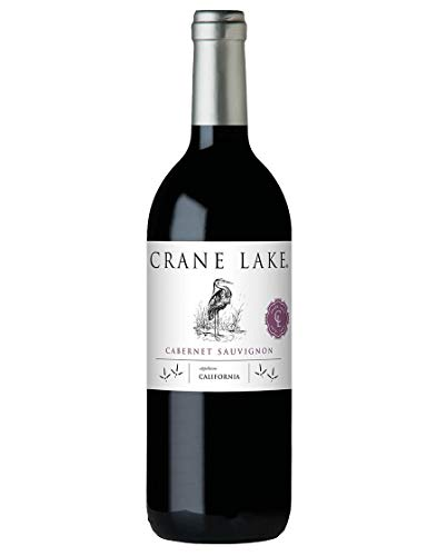 California Cabernet Sauvignon Crane Lake2015 0,75 L