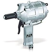 Remachadora neumática Modelo 'RAC 83' profesional. Para Remaches de todas las le Leghe.