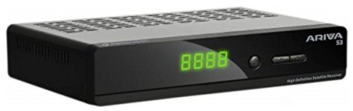 Ferguson Ariva 53Full HD HDTV USB Sat Receiver Schwarz