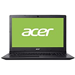 "Acer Aspire 3 | A315-33 - Ordenador portátil DE 15.6"" HD (Intel Celeron N3060, 4 GB RAM, 1000 GB HDD, UMA, Windows 10 Home) Negro - Teclado QWERTY Español"