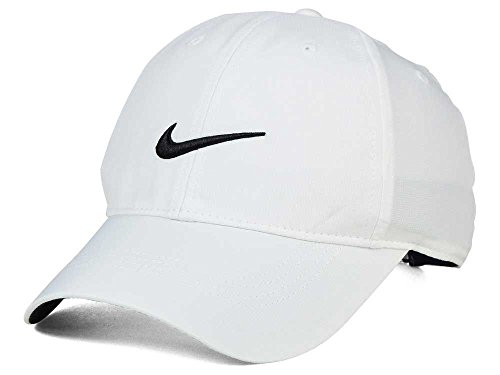 CANGOL NIKE LOOK SPORTS CAP WHITE FOR MEN AND WOMEN (100% COTTON) FREE SIZE  available at amazon for Rs.399