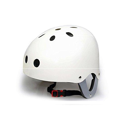 Preisvergleich Produktbild GXQ Helm Sicherheit Standard Schutz Wasser Drift Slip Extreme Sport Wasser Sicherheit Kappe Wild Drift Sicherheit Hut Männer und Frauen (Farbe : Weiß)