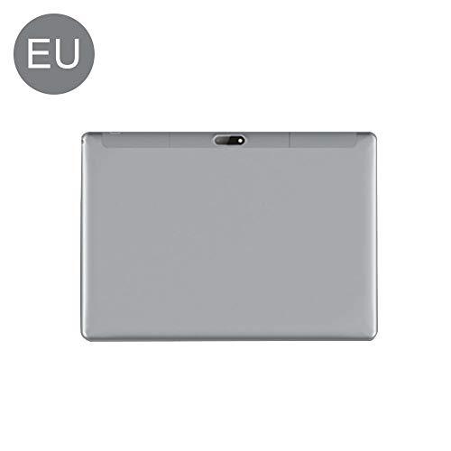 Festplatte, Gps (10,1-Zoll-Tablett, 4 Kerne, 16 GB Festplatte, Android, WiFi 2 SIM, Bluetooth, GPS, 2 Kameras mit Blitzlicht, Schwerkraftsensor Silber)