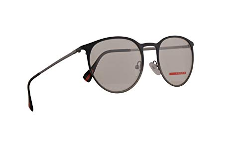Prada PS50HV Brillen 50-19-140 Grauverlauf Mit Demonstrationsgläsern U6U1O1 VPS 50H PS 50HV VPS50H