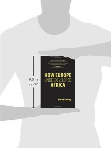 how europe underdeveloped africa book review Get this from a library how europe underdeveloped africa [walter rodney a m babu vincent harding] -- this book derives from a concern with the contemporary african situation.