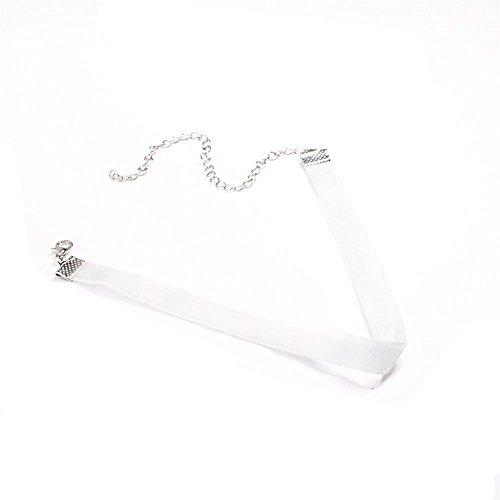 Wting collana donna Fashion creative girocollo, (Velluto Coin Set)