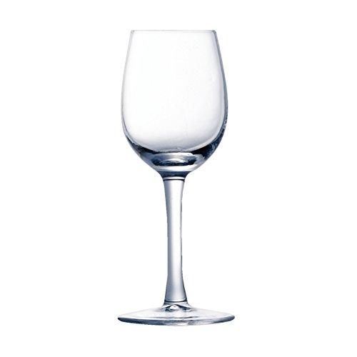 Chef & Sommelier DP098Cabernet Likör oder Sherry-Glas, 2oz, 135mm Höhe x 50mm Durchmesser (6Stück) -