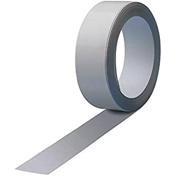 Ferroband Eisenfolie selbstklebend Magnetstreifen Ferrofolie !Auswahlangebot Braun selbstklebend, Breite 50mm