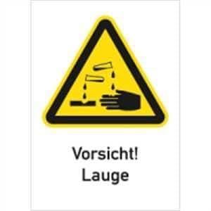 Was Ist Lauge : aufkleber vorsicht lauge 18 5 x 13 1cm folie ~ Lizthompson.info Haus und Dekorationen
