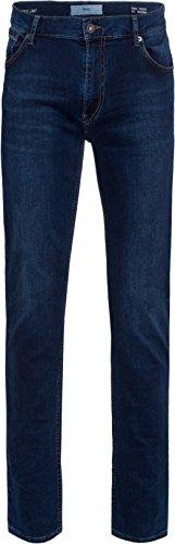 Brax Herren Slim Jeans Dark Blue Used