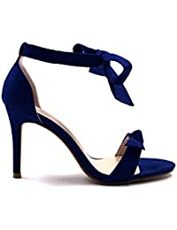 CHIC NANA - Sandali Donna , blu (blu), 40 EU