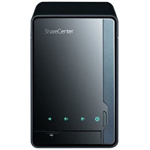 D-Link ShareCenter 2TB - Unidad RAID (88F6281, Serial ATA II, SATA, 0, 1, JBOD, ext3, Escritorio, 0 - 40