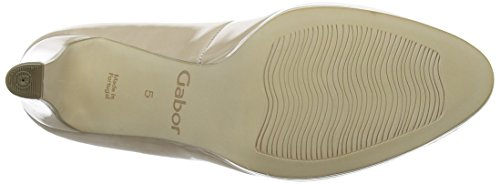 Gabor Shoes Fashion, Scarpe con Tacco Donna Beige (sand 72)