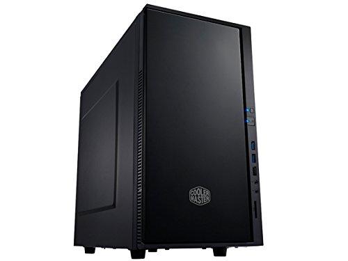 Intel i7-6700K QuadCore, 64GB RAM DDR4, 3000GB HDD, 250GB SSD, BluRay-Brenner Front-USB 3.0, Cardreader, Asus Z170M-Plus, (Coolermaster Silencio 352 gedämmt) + Windows 7 prof. (7 Windows Asus I3)