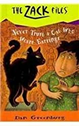 Never Trust a Cat Who Wears (Zack Files (Hardcover)) by J Holub (1997-03-01)