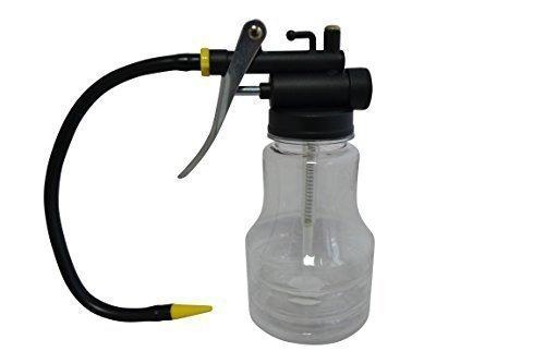 Preisvergleich Produktbild 270cc Werkstatt Öl Gleitmittel Fluid Flasche Motorrad Roller Quad biegsam Düse