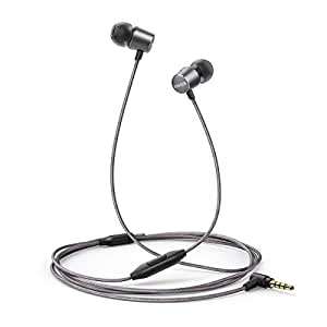 In Ear Headphones, Anker SoundBuds Verve Earphones with Microphone, Wired Headphones