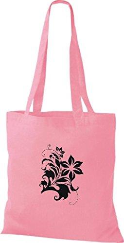 T-shirt Di Stoffa Tinta Unita Teschio Di Teschio Teschio Di Vario Colore Classico Rosa