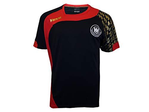 Kempa DHB Shirt - schwarz, Größe:L