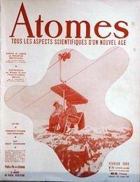 ATOMES [No 71] du 01/02/1952 - SURVIE DU COEUR ET POUMON ARTIFICIEL PAR THOMAS - STATISTIQUE EN BIOLOGIE - LESKI - FORME ET VITESSE DES POISSONS - QUI PEUT CONDUIRE.