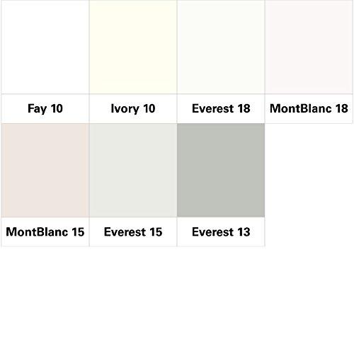 Premium Passepartouts - 1,4mm stark - 33 Farben in allen Standard-Größen (AM: DIN A2 / IA: DIN A3)