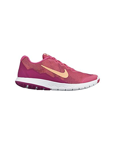 Nike - Flex Experience Run 4 Premium, Pantofole Donna Rosso