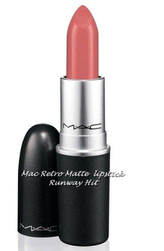 Mac Retro Matte Lipstick, Runway Hit by M.A.C