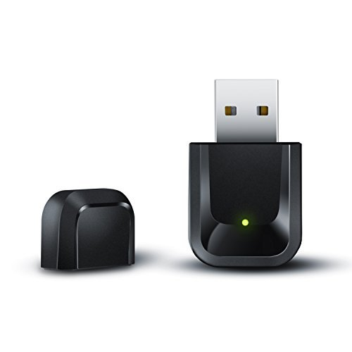 CSL 300 Mbit/s WLAN USB Stick | Adapter Stick / Wireless LAN / WiFi Dongle | für PC / Mac / Linux | Wi-Fi Protected Setup (WPS) | 2T2R MIMO | Windows 10-fähig
