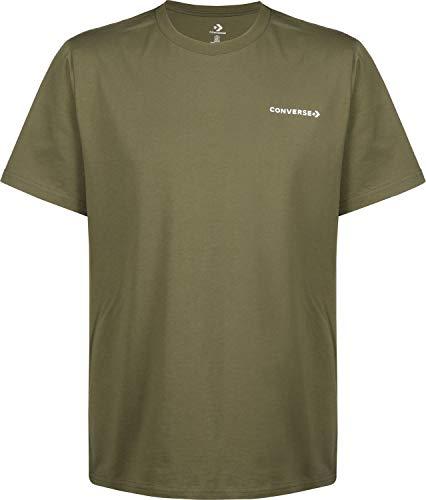 Converse All Star T-Shirt Hunter Green/White